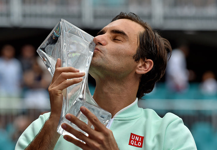 Федерер снова лучший теннисист мира. Последний месяц он почти не проигрывает