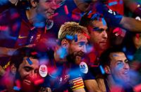 Барселона, Реал Мадрид, Валенсия, Осасуна, Севилья, Сельта, Вильярреал, Депортиво, Атлетико, Атлетик, Бетис, Эспаньол, Реал Сосьедад, Ла Лига, Алавес, Лас-Пальмас, Спортинг Хихон, Малага, Эйбар, Гранада, Леганес