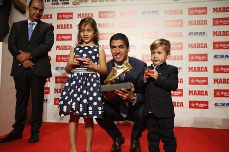 Суарес рассчитывает закончить карьеру в«Барселоне»
