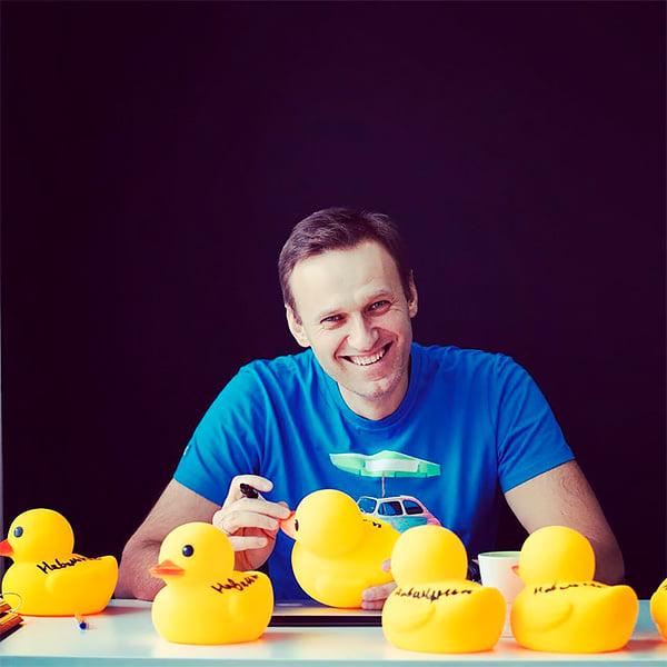«От груди жал 140 кг на три раза». Интервью Навального – теперь текстом