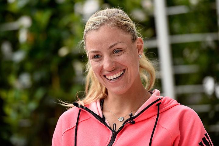 Серена Уильямс, рейтинги, US Open, WTA, Анжелик Кербер