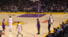 Lou Williams with 36 Points vs. Los Angeles Lakers