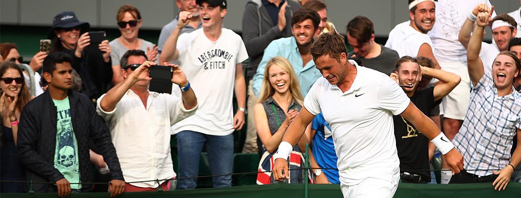 «Не уверен, что Федерер умеет играть на траве». Лучшая история «Уимблдона»