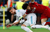 Серхио Рамос, Ливерпуль, Лорис Кариус, Лига чемпионов, Реал Мадрид, Мохамед Салах