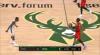 Giannis Antetokounmpo Blocks in Milwaukee Bucks vs. Atlanta Hawks