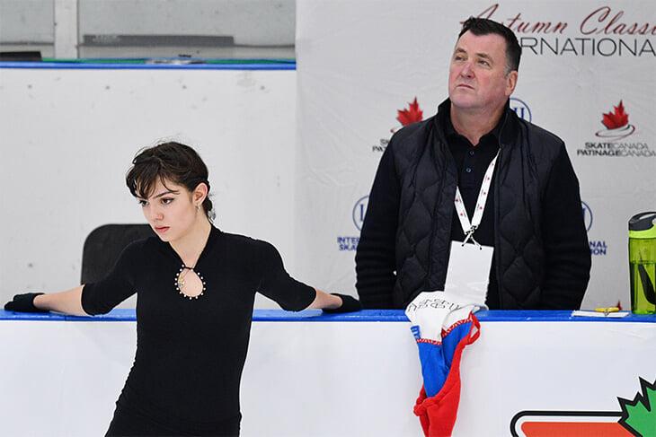 Похоже, Медведева пропустит второй старт подряд: мешает травма спины, после перехода к Тутберидзе сезон под вопросом
