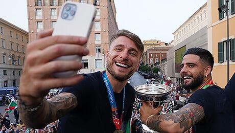 О победе Италии на Евро-2020 уже вышла документалка