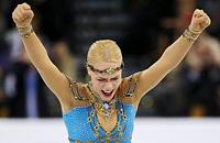чемпионат мира, сборная России, женское катание, Анна Погорилая