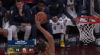 Big dunk from Rudy Gobert
