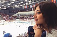 Сборная России по хоккею, болельщики, фото, ЧМ-2016, девушки и спорт