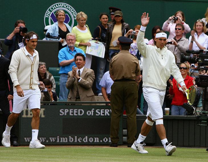 Величайшему матчу в истории тенниса – 11 лет