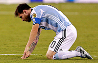 Лионель Месси, сборная Аргентины, ЧМ-2014, фото, Кубок Америки