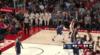 Damian Lillard 3-pointers in Portland Trail Blazers vs. Dallas Mavericks