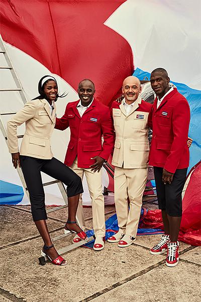 Рио-2016, сборная Кубы