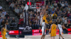 A bigtime dunk by Rudy Gobert!