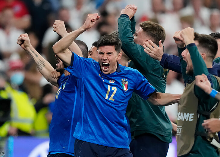 Все о героях сборной Италии: универсальные трудяги и много-много препятствий перед признанием