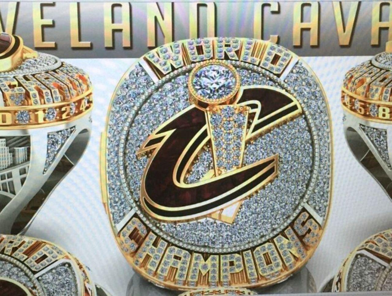 Ричард Джефферсон показал чемпионский перстень
