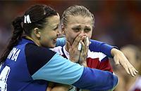 сборная России жен, Евгений Трефилов, сборная Норвегии жен, Рио-2016