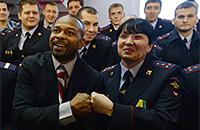 Рой Джонс-младший, Владимир Хрюнов, фото