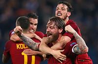 Рома, серия А Италия, Лига чемпионов УЕФА, фото, Костас Манолас, Даниэле де Росси, Барселона