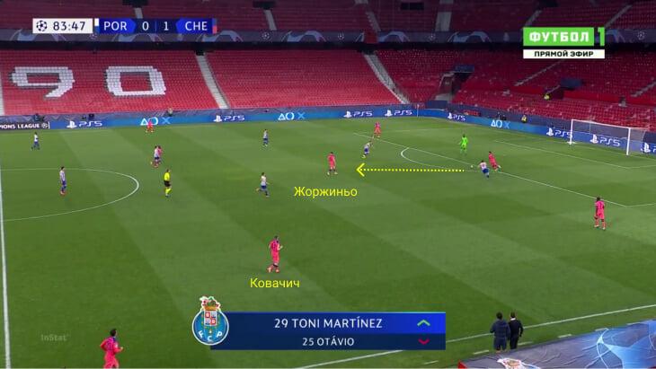 Мэйсон Маунт уничтожил «Порту»: забил в сложнейший момент и тащил на себе всю атаку «Челси»
