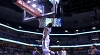 Deyonta Davis flies in for the alley-oop slam