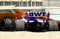 происшествия, Гран-при Бахрейна, Гран-при Испании, Гран-при Китая, Форс-Индия, видео, Ромен Грожан, Формула-1, Серхио Перес, Гран-при Азербайджана, Ланс Стролл, Рейсинг Пойнт