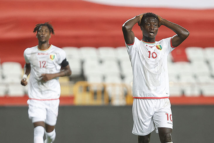 В Гвинее революция: отменили матч против Марокко, а Камано из «Локо», Кейта из «Ливерпуля» и брат Погба застряли в стране