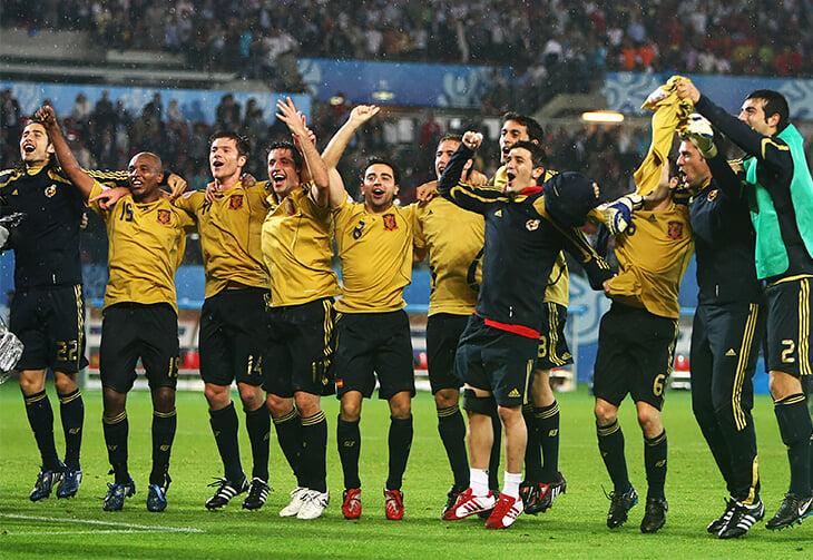 У Италии мировой рекорд! 36 матчей без поражений –обошли легендарные сборные Испании и Бразилии