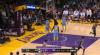 Davis Bertans (3 points) Highlights vs. Los Angeles Lakers