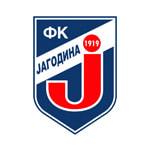 Ягодина - logo