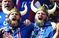 болельщики, Сборная Исландии по футболу, Евро-2016