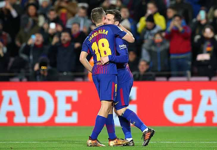 «Барселона» разгромила «Сельту» и вышла в четвертьфинал Кубка Испании по футболу