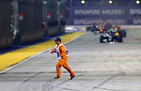 происшествия, Гран-при Сингапура, Формула-1