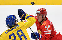 Видеотрансляция матча Россия – Швеция: ведем 2:1. Смотрим ЧМ-2019 вместе