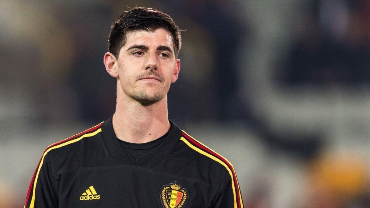Тибо Куртуа: Бельгия хочет выиграть Евро. Мы должны победить Россию, будет сложный матч