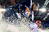 «Магнитка» сравняла счет в финале Кубка Гагарина