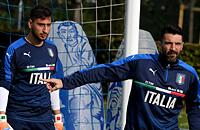 сборная Италии по футболу, Джампьеро Вентура, квалификация ЧМ-2022, Даниэле де Росси, Андреа Белотти, сборная Албании по футболу