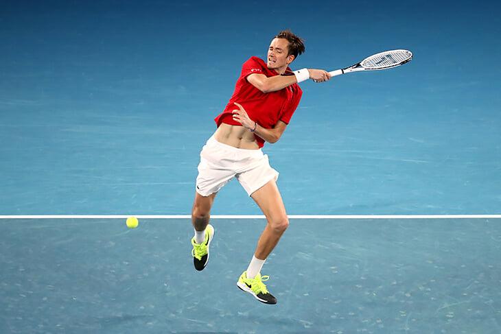 Даниил Медведев – осьминог, который выглядит нескладно, но на самом деле идеально скоординирован и владеет телом