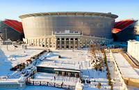 Еще один стадион, который построили к ЧМ-2018