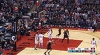 Zaza Pachulia, Jonas Valanciunas  Highlights from Toronto Raptors vs. Golden State Warriors