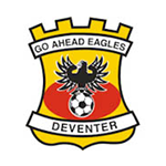 Go Ahead Eagles - logo
