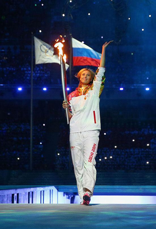 За что мы любим Марию Шарапову