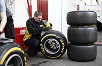 Пирелли, Формула-1, регламент