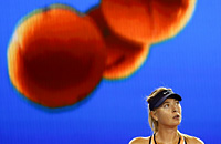 Мария Шарапова, Ана Иванович, Люция Шафаржова, рейтинги, травмы, US Open, допинг, WTA, Каролин Возняцки