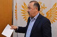 Валерий Газзаев, Виталий Мутко, РФС