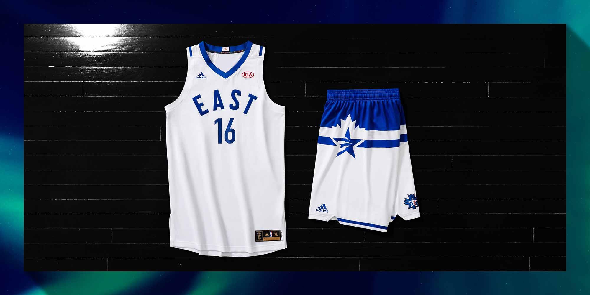 НБА представила форму для Матча всех звезд-2016