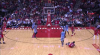 James Harden with the And-1!