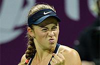 Алена Остапенко, Серена Уильямс, фото, Эрнест Гулбис, происшествия, WTA
