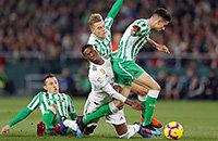 Модрич забил «Бетису» Смотрим трансляцию матча «Реала»